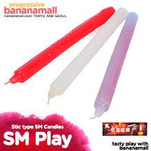 [SM 저온초] 스틱 타입 SM 저온초(Stic type SM Low Temperature Candles) - (JBG)