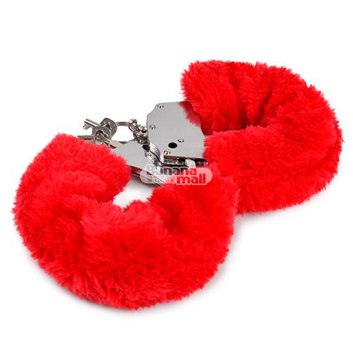 [퍼장식 수갑] 인크레더블 퓨리 커프(Roomfun The Incredible Furry Cuffs) - 룸펀(PD-004) (RMP)
