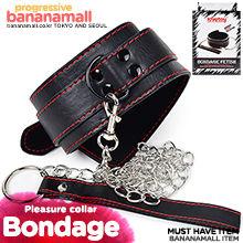 [SM 목줄] 본디지 페티시 플레져 칼라(Bondage Fetish Pleasure collar) - 러브토이(LV1653) (LVT)