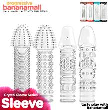 [특수 콘돔] 크리스탈 슬리브 시리즈(Crystal Sleeve Series) - 아이챠오(6922359300072) (ICH)