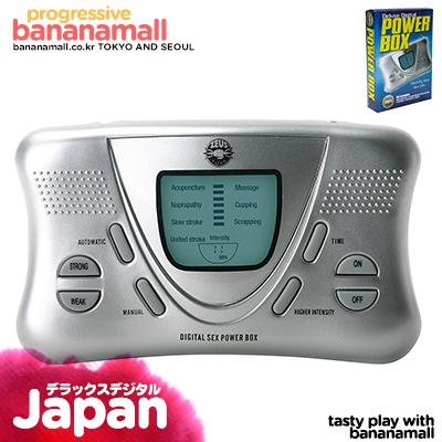 [일본 직수입] ZEUS 디럭스 디지털 파워 박스(ZEUS デラックスデジタルパワーボックス) - 제우스 (RNS)
