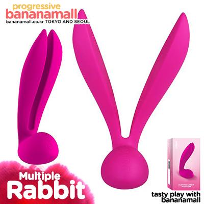 [10단 더블 진동] 멀티플 래빗(Leten Multiple Rabbit) - 레텐(LT3035) (LTN)