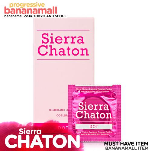 [도트형] 시에라샤통 도트 8p(Sierra Chaton Dot)