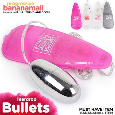 [미국 직수입] 티어드랍 불렛(Teardrop Bullets) - 이그저틱(SE-1110-20-1) (EJT)