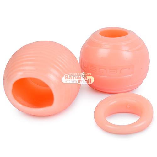 [조루방지] 포어스킨 특수콘돔 세트(Foreskin Cock Ring Set) - 루루베이(6925587800512) (RRB)