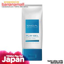[일본 직수입] 플레이 젤 아이스 쿨 150ml(Tenga Play Gel) - 텐가(TGA)