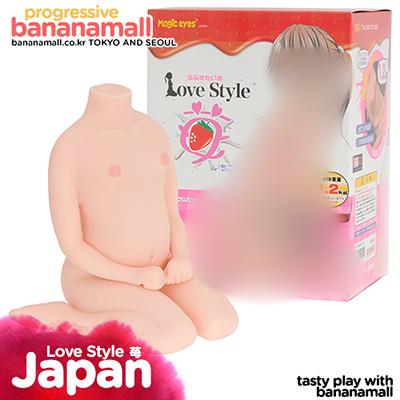 [일본 직수입] 러브 스타일 이치고(Love Style 苺) - 매직아이즈 (NPR)
