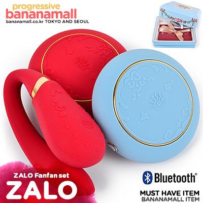 [무선 리모컨+블루투스 연동] 잘로 판판 세트 (ZALO Fanfan set) (F00435) (ZALO) -(TJ)