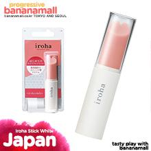 [일본 직수입] 이로하 스틱 화이트(Tenga Iroha Stick White) - 텐가 (TGA)