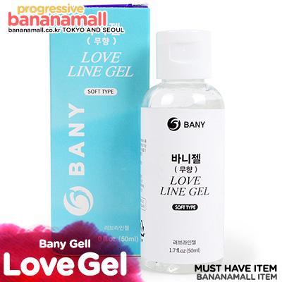 [국산 러브젤] 바니젤 무향 50ml(BANY Love Line Gel 50ml)