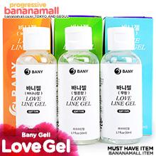 [국산 러브젤] 바니젤 시리즈 3종 - 50ml(BANY Love Line Gel)