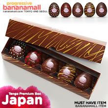 [일본 직수입] 텐가 발렌타인 프리미엄 박스(Tenga Egg Lovers Premium Box) (EGG-007LC) - 텐가 (TGA)