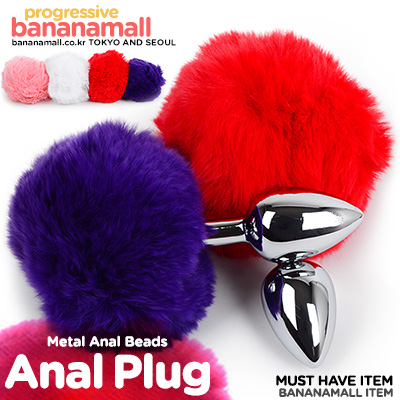 [애널용품] 메탈 애널 비즈(Metal Anal Beads) - 지우아이(JAI-A056) (JAI)