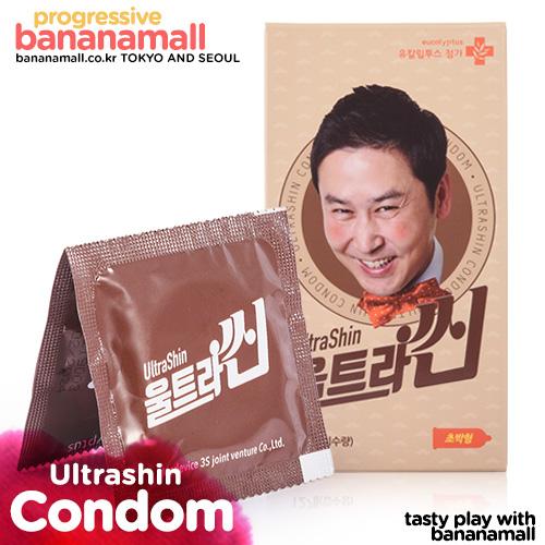 [신동엽 콘돔] 울트라씬 초박형 12p(Ultrashin)
