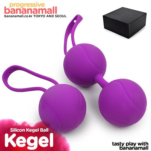 [케겔 운동] 실리콘 케겔 볼(Silicon Kegel Ball) - 시크릿365(005-02003) (SCR)
