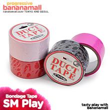 [SM 플레이] 이지 타입 본디지 테이프(Easy Type Bondage Tape) - 무취(PJ-02) (MUQ)