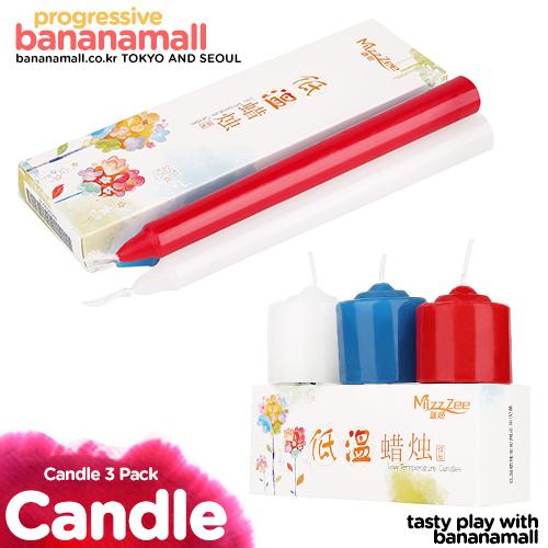 [SM 양초] 저온초 3팩 세트(Low Temperature Candle 3 Pack) - 미지(TM11230301) (MIZ)