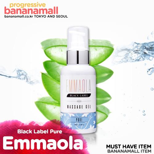 [고급 마사지젤] 엠마올라 블랙라벨 퓨어 120ml(Emmaola Black Label Pure 120ml) (IMF)