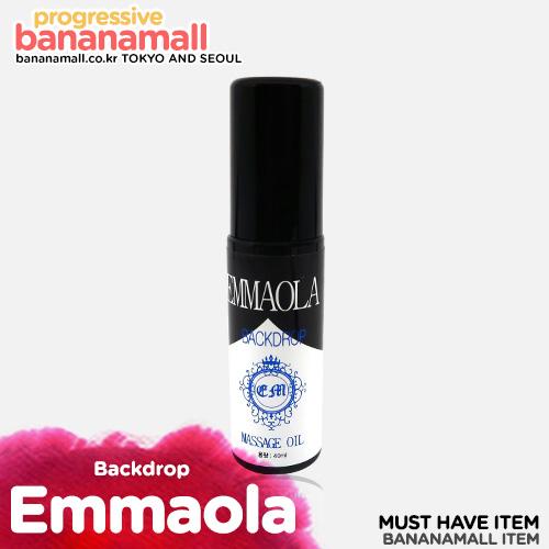 [마사지 오일] 엠마올라 백드롭 40ml(Emmaola Backdrop 40ml) (IMF)