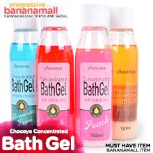 [대용량 입욕젤] 초코야 페로몬 농축 입욕젤 150ml(Chocoya Concentrated Bath Gel 150ml)