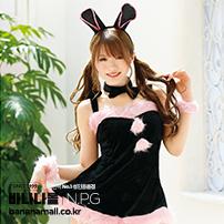[일본 직수입] 아이자와 미나미의 마음에 든 코스츔 블랙 버니(相沢みなみのお気に入りコスチューム ブラックバニー) - 니포리기프트(CL-6370) (NPR)