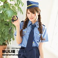 [일본 직수입] 아이자와 미나미의 마음에 든 코스츔 블루 폴리스(相沢みなみのお気に入りコスチューム ブルーポリス) - 니포리기프트(CL-6379) (NPR)