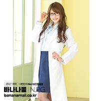 [일본 직수입] 아이자와 미나미의 마음에 든 코스츔 화이트 닥터(相沢みなみのお気に入りコスチューム ホワイトドクター) - 니포리기프트(CL-6390) (NPR)