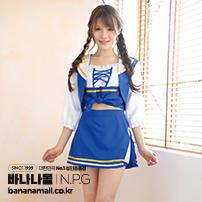 [일본 직수입] 아이자와 미나미의 마음에 든 코스츔 팝 치어걸(相沢みなみのお気に入りコスチューム ポップチアガール) - 니포리기프트(CL-6392) (NPR)