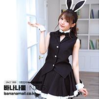 [일본 직수입] 아이자와 미나미의 마음에 든 코스츔 파티 바니(相沢みなみのお気に入りコスチューム パーティーバニー) - 니포리기프트(CL-6393) (NPR)