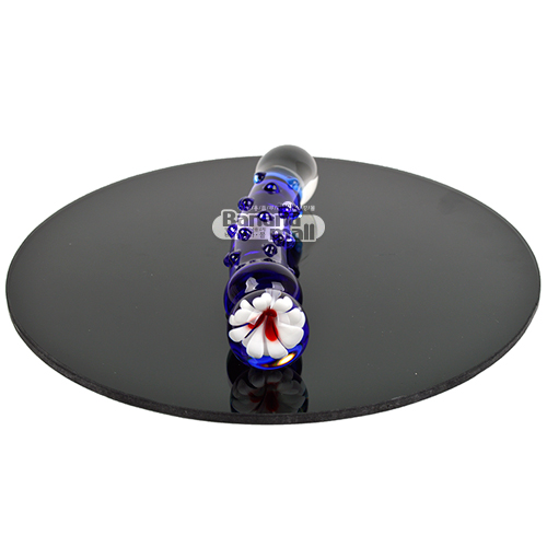 [88데이] [유리 딜도] 글라스 로맨스(Lovetoy Glass Romance H-type) - 러브토이(GS08B) (LVT) 추가이미지4