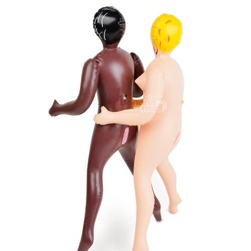 [섹시할로윈] [66cm 공기 인형] 인플레이터블 미니 사이즈 돌(Lovetoy Inflatable Mini Size Doll) - 러브토이(DS-42) (LVT) 추가이미지5