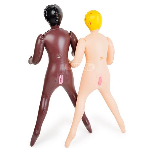 [섹시할로윈] [66cm 공기 인형] 인플레이터블 미니 사이즈 돌(Lovetoy Inflatable Mini Size Doll) - 러브토이(DS-42) (LVT) 추가이미지6