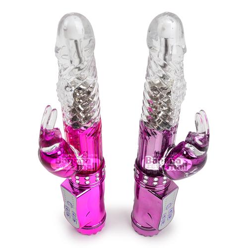 [섹시할로윈] [36단 진동 8단 회전] 멀티 오르가즘  바이브 딜도 01(Multi Orgasm Vibe Dildo 01) - 지우아이(JAI-C002) (JAI) 추가이미지4