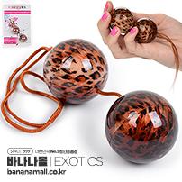 [미국 직수입] 레오파드 듀오톤 볼(Leopard Duotone Balls) - 이그저틱(SE-1312-00-2) (EJT)