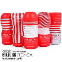 [일본 직수입] 텐가 리뉴얼 컵 레귤러 시리즈 5종(TENGA Renewal Cup Regular Series) - 텐가 (TGA)
