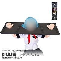 [일본 직수입] 소프트 목걸이 우레탄 길로틴(ソフト首枷 ウレタンギロチン) - 타마토이즈(TAMS-728)(NPR)