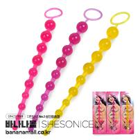 [애널 삽입] 헤븐 비즈 플러그(Heaven Beads Plug) - 셰소니셀리(YES-117)