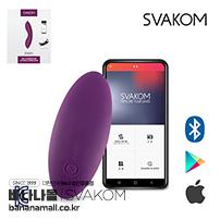 [스마트폰 연동] 스바콤 커넥션시리즈 팬티바이브 이데니(SVAKOM Edeny) - 팬티 포함 (DKS)