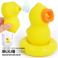 [7단계 흡입+7가지 핥는 자극] 덕 킹(Duck King) - 디베이(DB-2065)(6974122610116) (DBI)