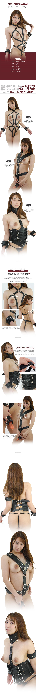 [SM 플레이] 하드 스타일 SM 슈트 02(Hard Style SM Suit 02)