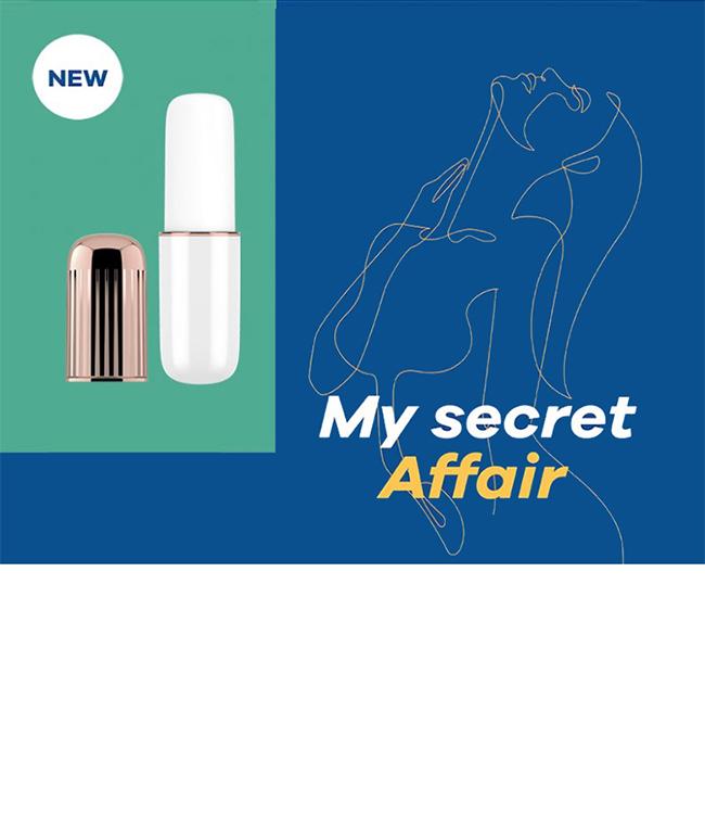[독일 직수입] 새티스파이어 시크릿 어페어(Satisfyer Secret Affair)